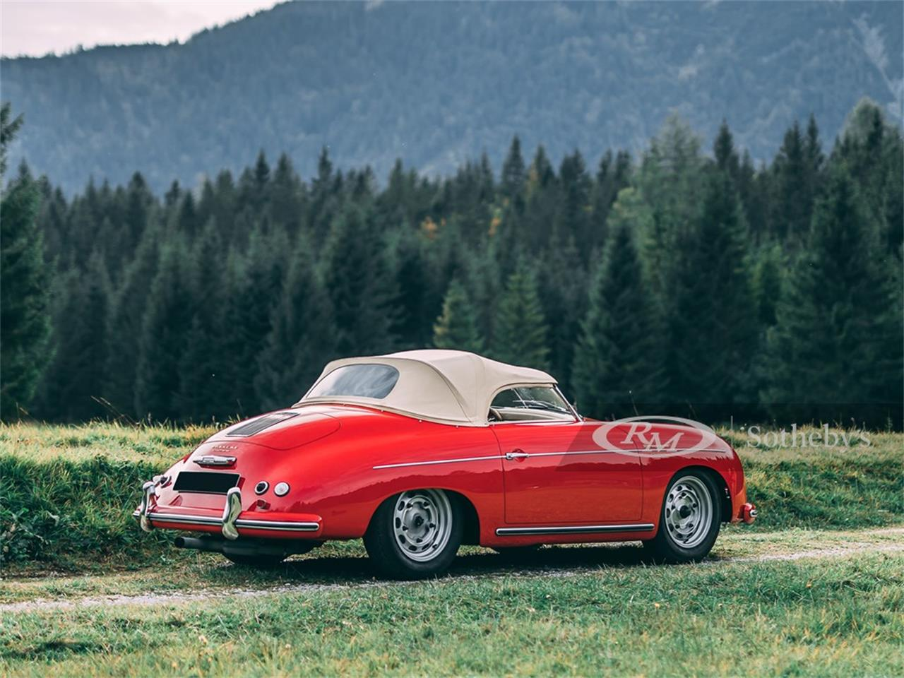 1955 Porsche 356 (CC-1413355) for sale in London, United Kingdom