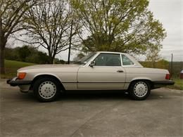 1987 Mercedes-Benz 560SL (CC-1413359) for sale in San Antonio, Texas