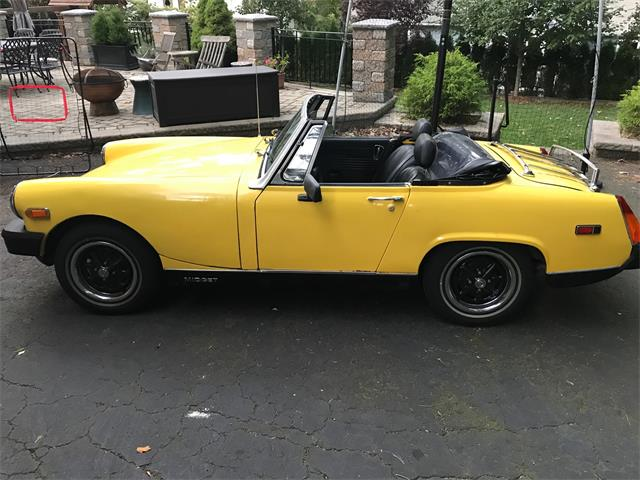 1978 MG Midget (CC-1413364) for sale in Ridgewood, New Jersey
