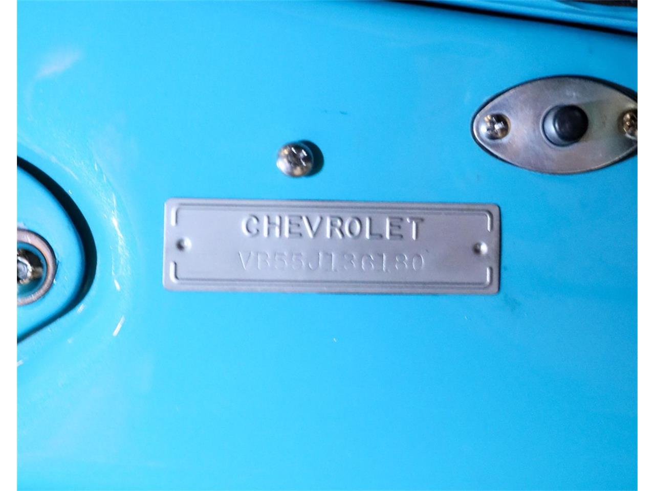 1955 Chevrolet Bel Air (CC-1413368) for sale in Sparta, New Jersey
