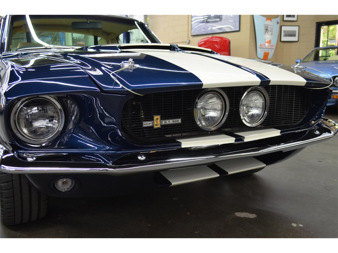 1967 Shelby GT500 (CC-1413370) for sale in Huntington Station, New York