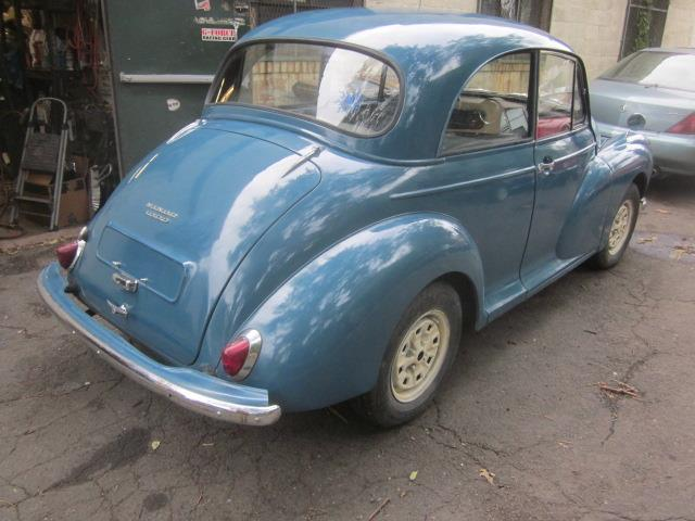 1954 Morris Minor 1000 2Dr Traveler (CC-1413378) for sale in Stratford, Connecticut