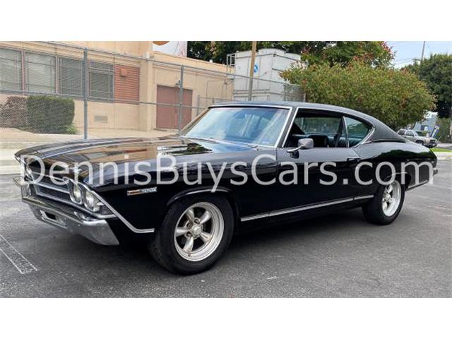 1969 Chevrolet Chevelle (CC-1413382) for sale in LOS ANGELES, California