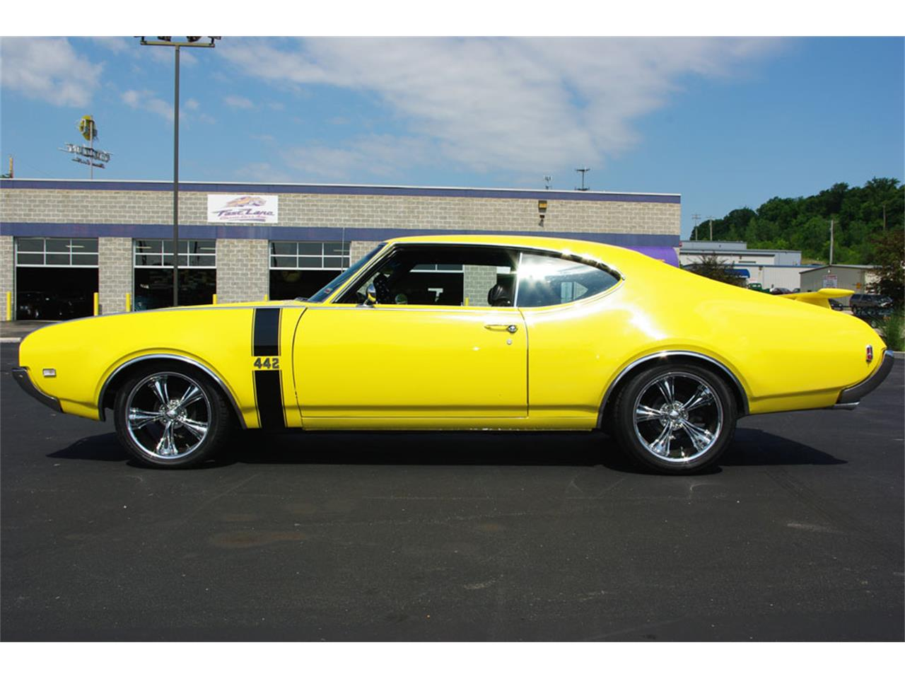 1969 Oldsmobile 442 (CC-1413383) for sale in Happy Valley, Oregon
