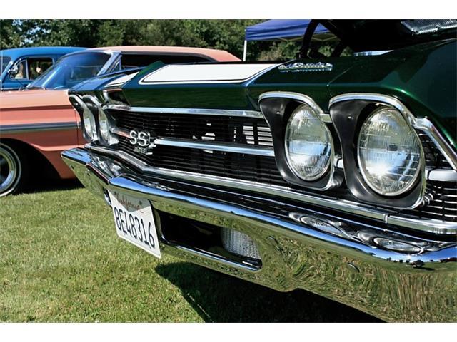1969 Chevrolet El Camino (CC-1413391) for sale in Santa Rosa, California