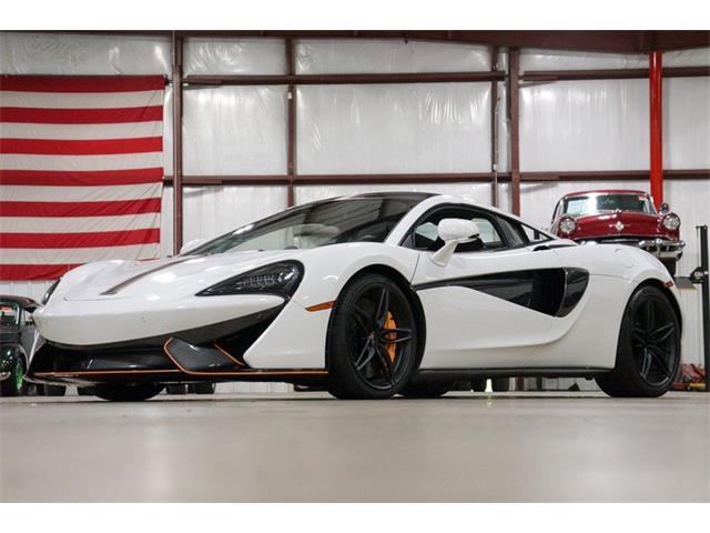 2017 McLaren 570S (CC-1413404) for sale in Kentwood, Michigan