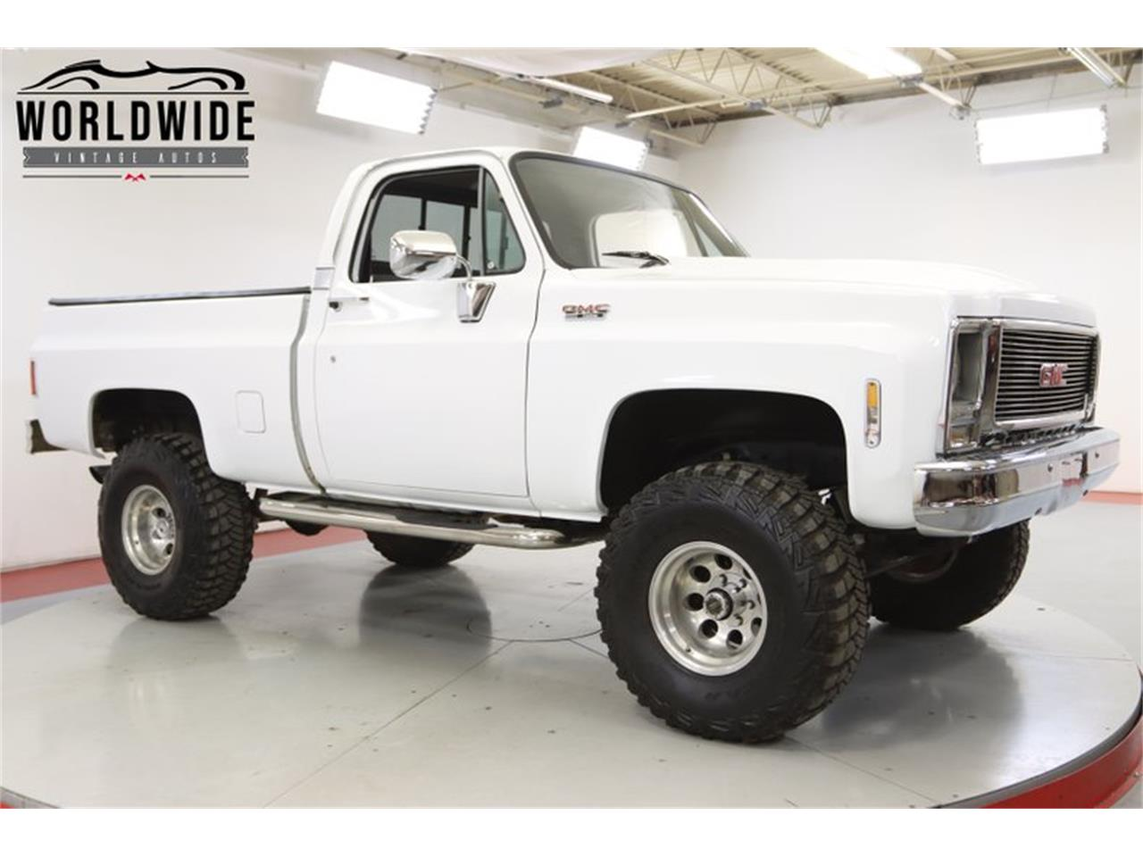 1979 GMC Sierra (CC-1413405) for sale in Denver , Colorado