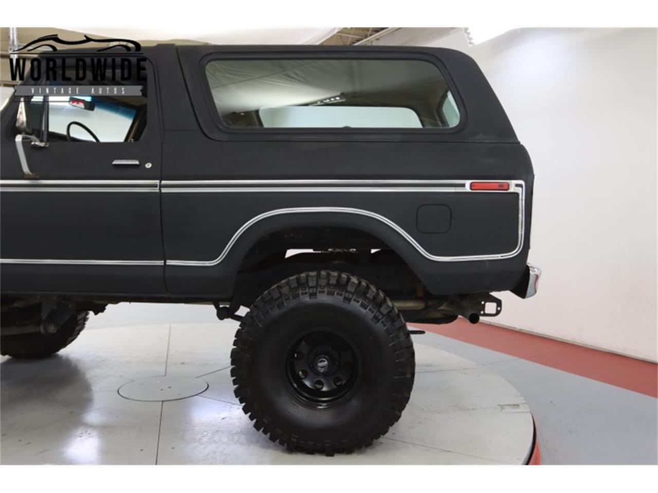 1979 Ford Bronco (CC-1413416) for sale in Denver , Colorado