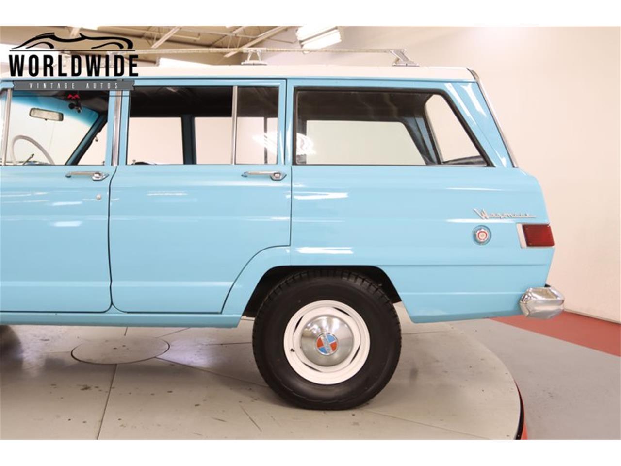 1965 Jeep Wagoneer (CC-1413431) for sale in Denver , Colorado