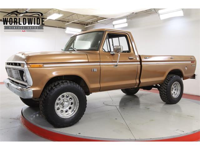 1975 Ford F100 (CC-1413433) for sale in Denver , Colorado