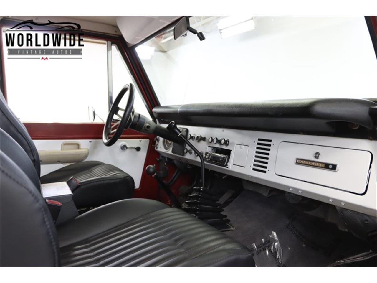 1972 Ford Bronco (CC-1413434) for sale in Denver , Colorado