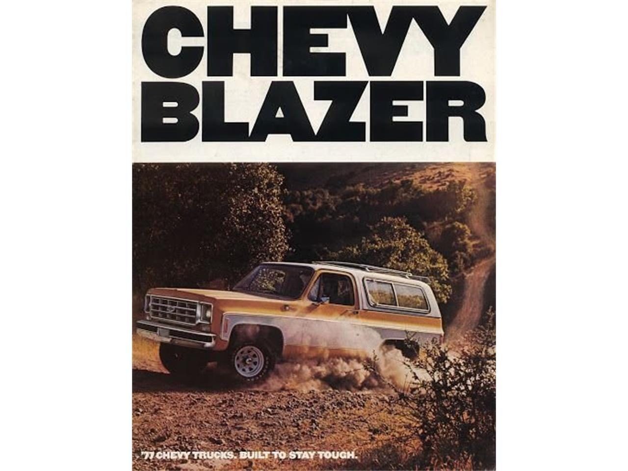 1977 Chevrolet Blazer (CC-1413436) for sale in Denver , Colorado