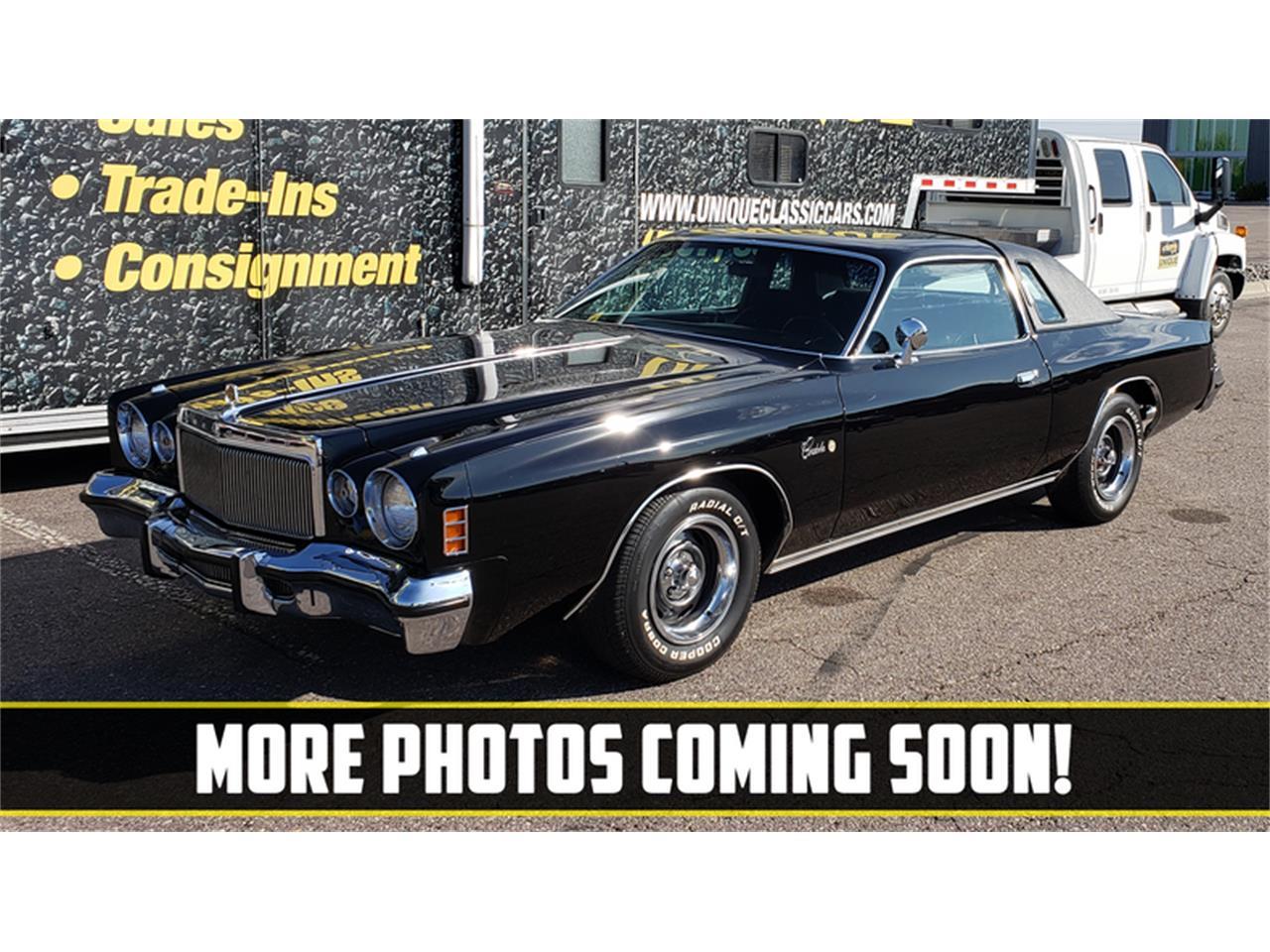 1976 Chrysler Cordoba (CC-1413439) for sale in Mankato, Minnesota
