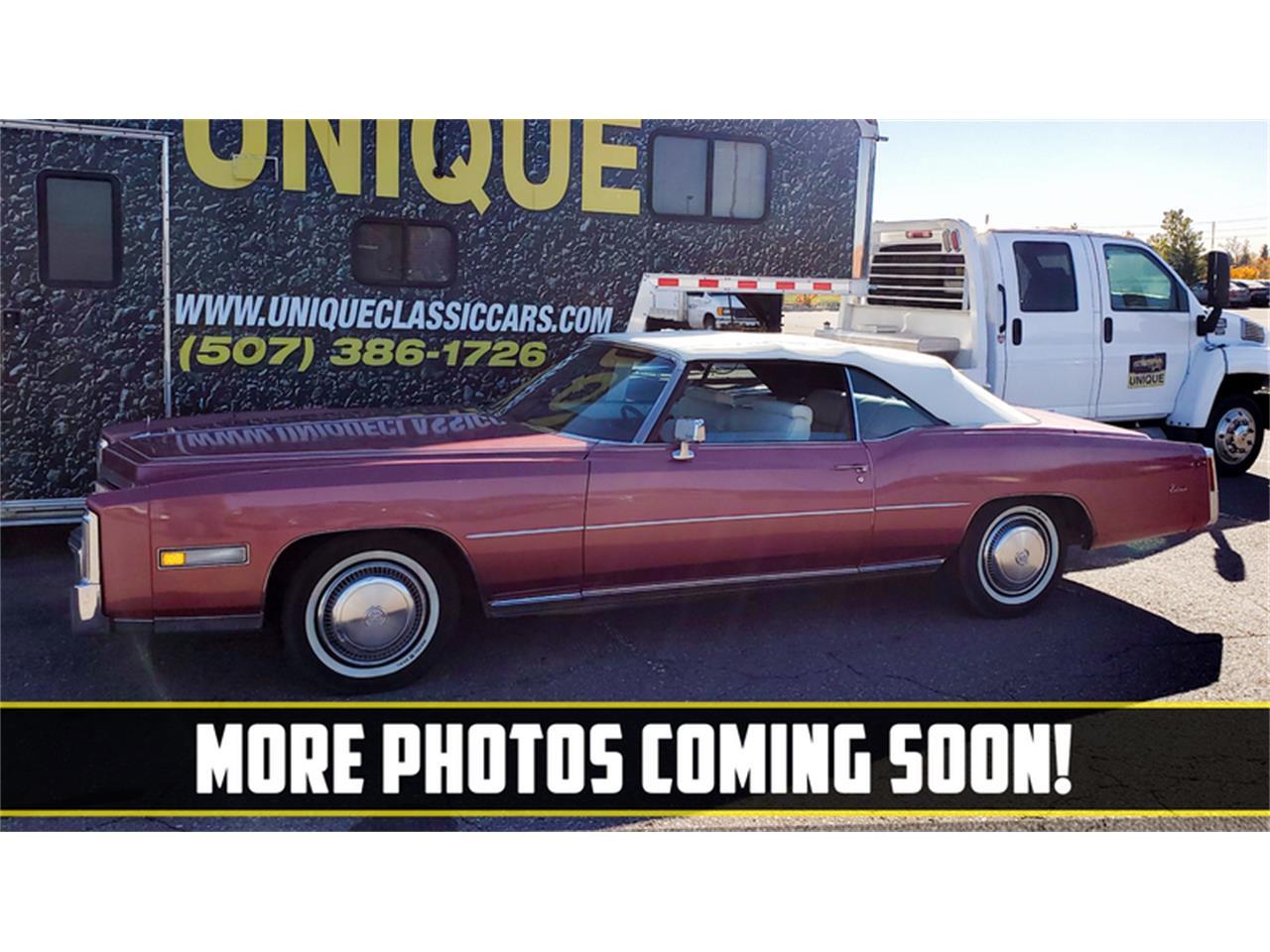 1975 Cadillac Eldorado (CC-1413440) for sale in Mankato, Minnesota