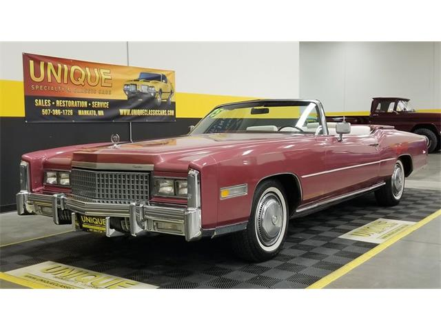 1975 Cadillac Eldorado (CC-1413440) for sale in Mankato, Minnesota