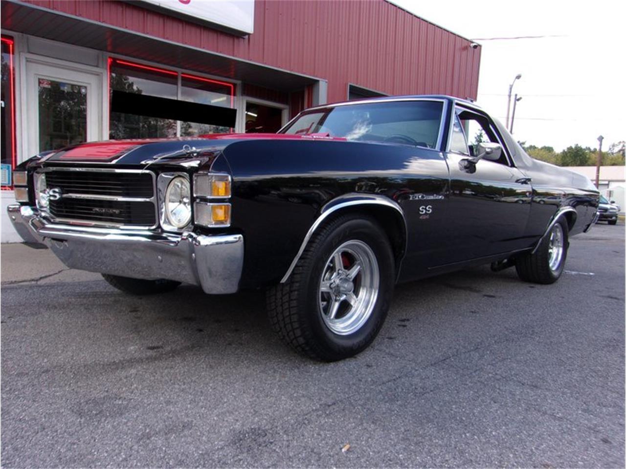 1971 Chevrolet El Camino (CC-1413452) for sale in Greensboro, North Carolina