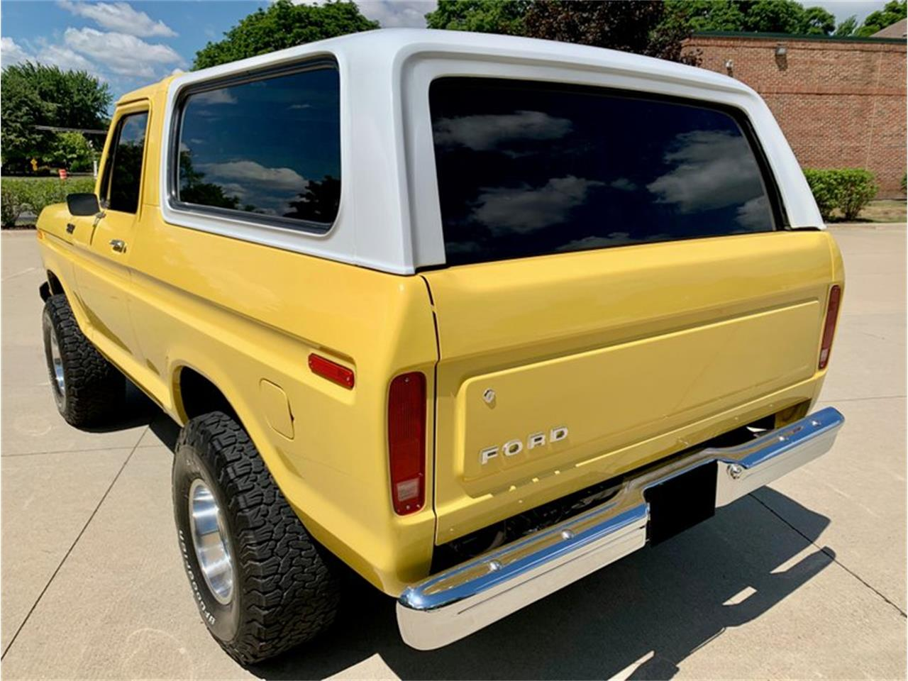 1978 Ford Bronco (CC-1413463) for sale in Greensboro, North Carolina