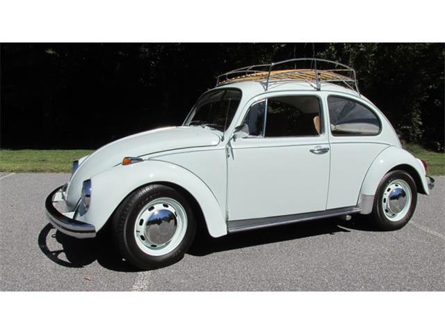 1969 Volkswagen Beetle (CC-1413464) for sale in Greensboro, North Carolina