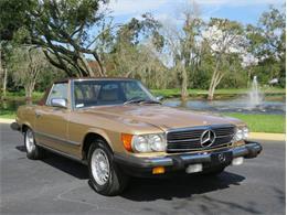 1983 Mercedes-Benz 380SL (CC-1413467) for sale in Lakeland, Florida