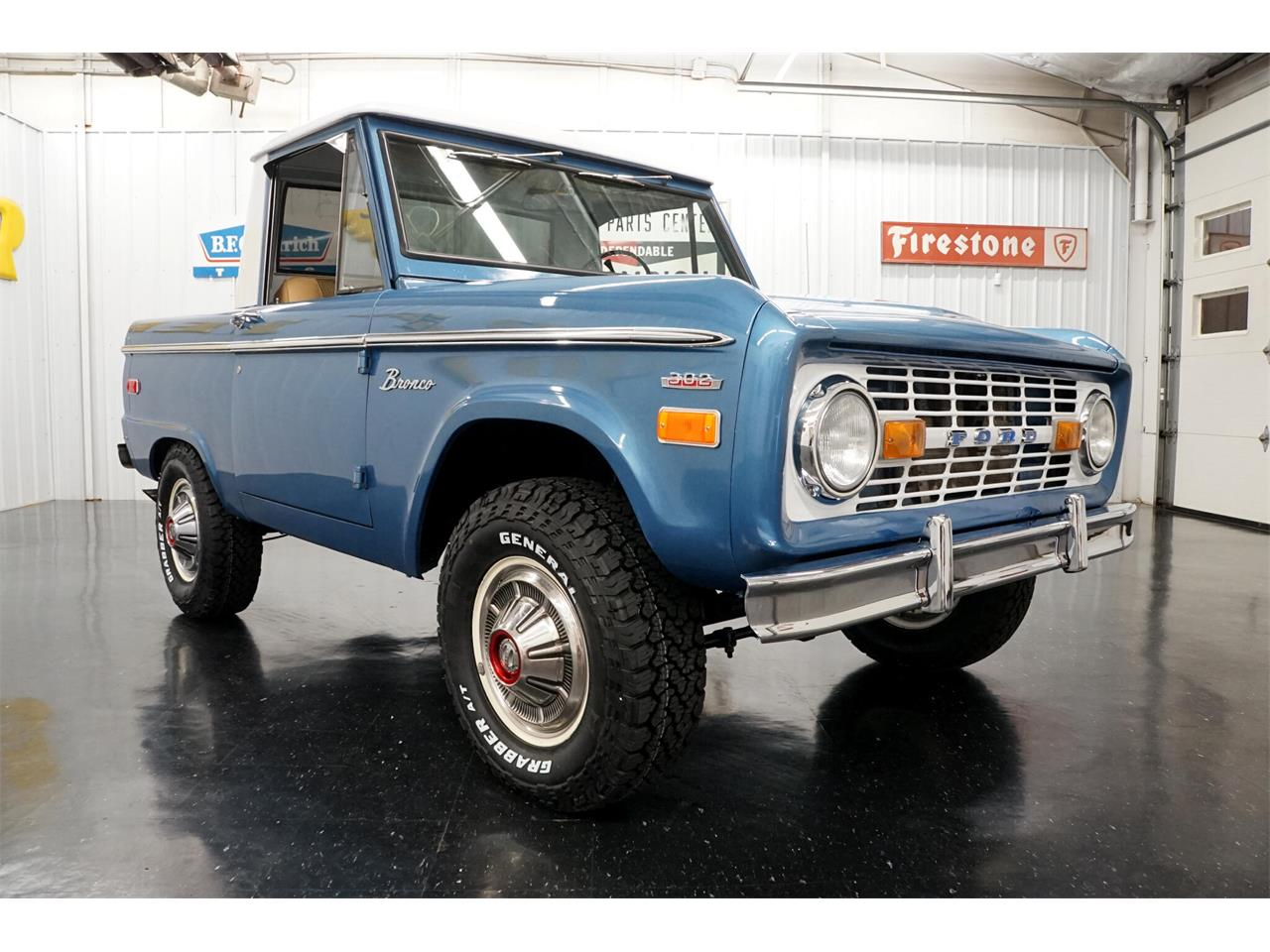 1974 Ford Bronco (CC-1413471) for sale in Homer City, Pennsylvania