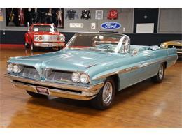 1961 Pontiac Bonneville (CC-1413475) for sale in Homer City, Pennsylvania