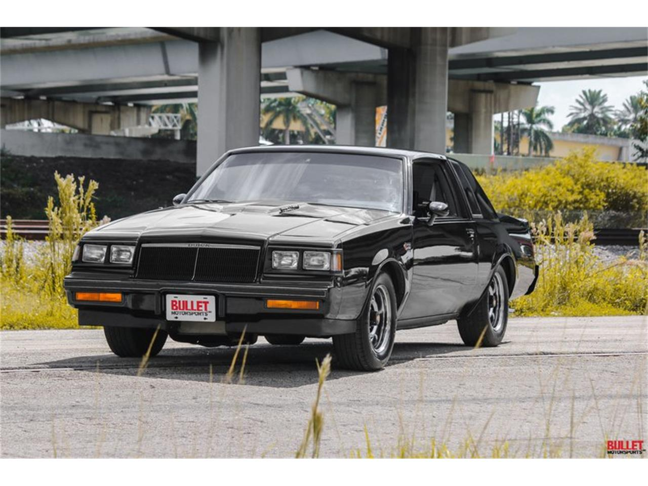 1986 Buick Grand National (CC-1413477) for sale in Fort Lauderdale, Florida