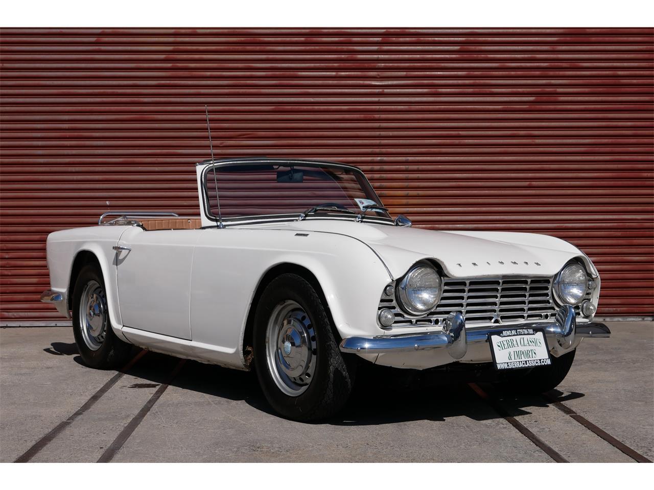 1964 Triumph TR4 (CC-1413489) for sale in Reno, Nevada
