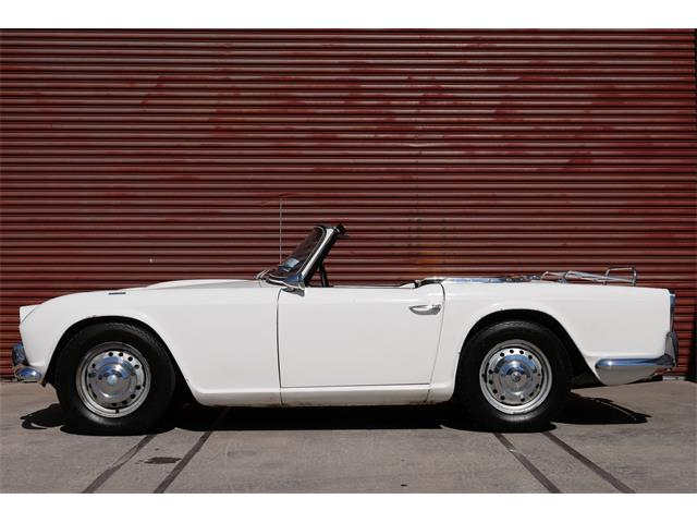 1964 Triumph TR4 (CC-1413489) for sale in Reno, Nevada