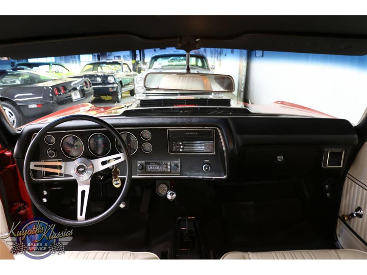 1970 Chevrolet Chevelle (CC-1413491) for sale in Stratford, Wisconsin