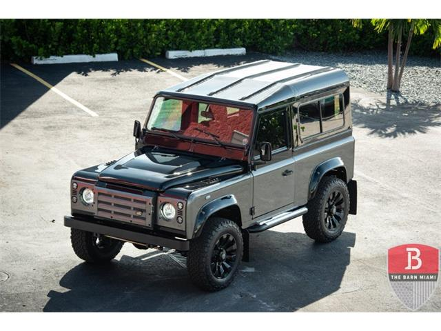 1991 Land Rover Defender (CC-1413493) for sale in Miami, Florida