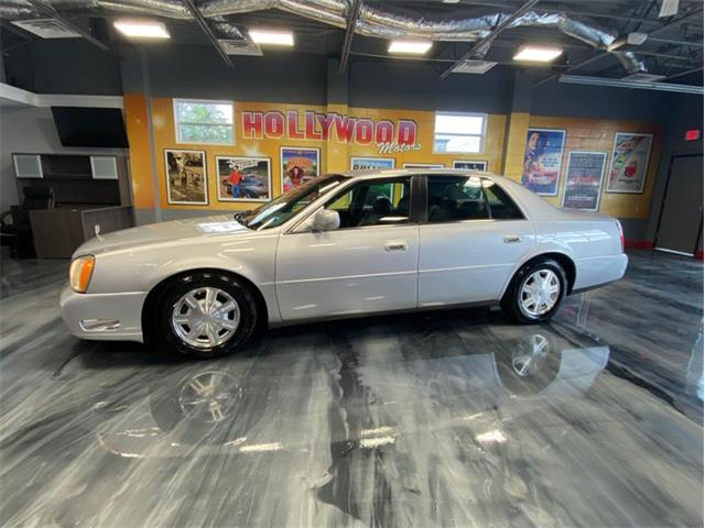 2003 Cadillac Sedan (CC-1413494) for sale in West Babylon, New York