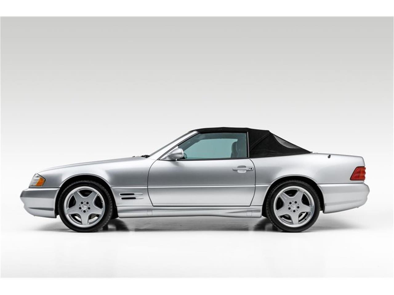 2002 Mercedes-Benz SL500 (CC-1413495) for sale in Costa Mesa, California