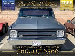 1969 Chevrolet C20 (CC-1413498) for sale in Palm Desert , California