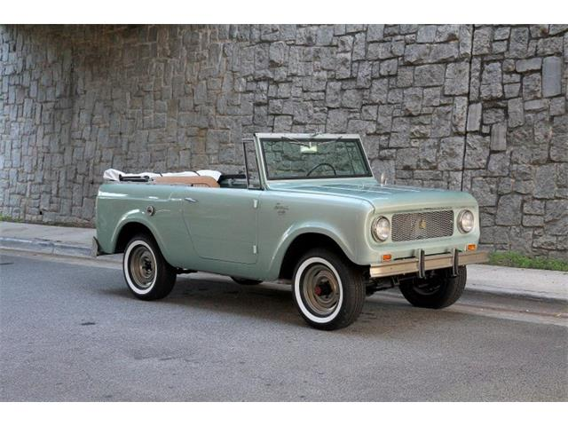 1964 International Scout (CC-1413511) for sale in Atlanta, Georgia