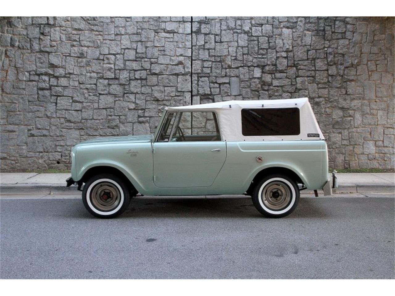1964 International Scout (CC-1413511) for sale in Atlanta, Georgia