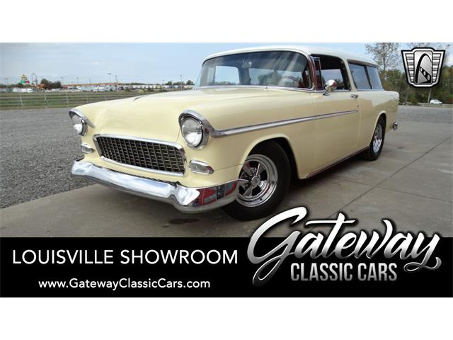 1955 Chevrolet Nomad (CC-1413515) for sale in O'Fallon, Illinois