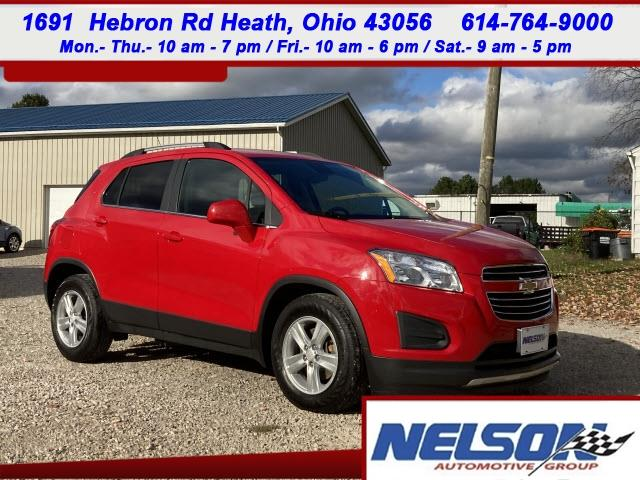 2015 Chevrolet Trax (CC-1413522) for sale in Marysville, Ohio