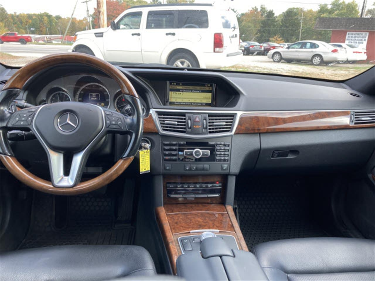 2012 Mercedes-Benz E-Class (CC-1413523) for sale in Marysville, Ohio
