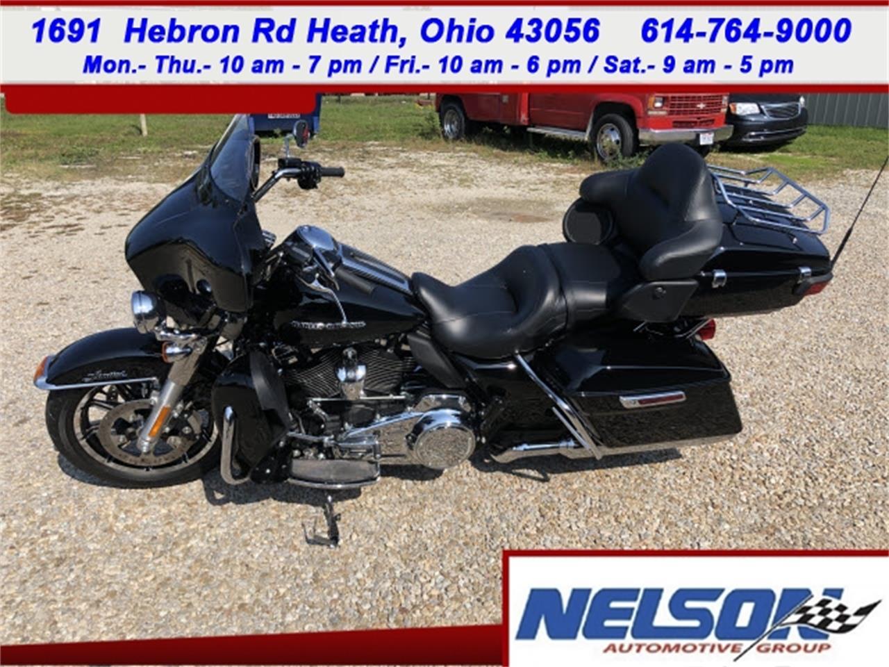 2018 Harley-Davidson Electra Glide (CC-1413524) for sale in Marysville, Ohio