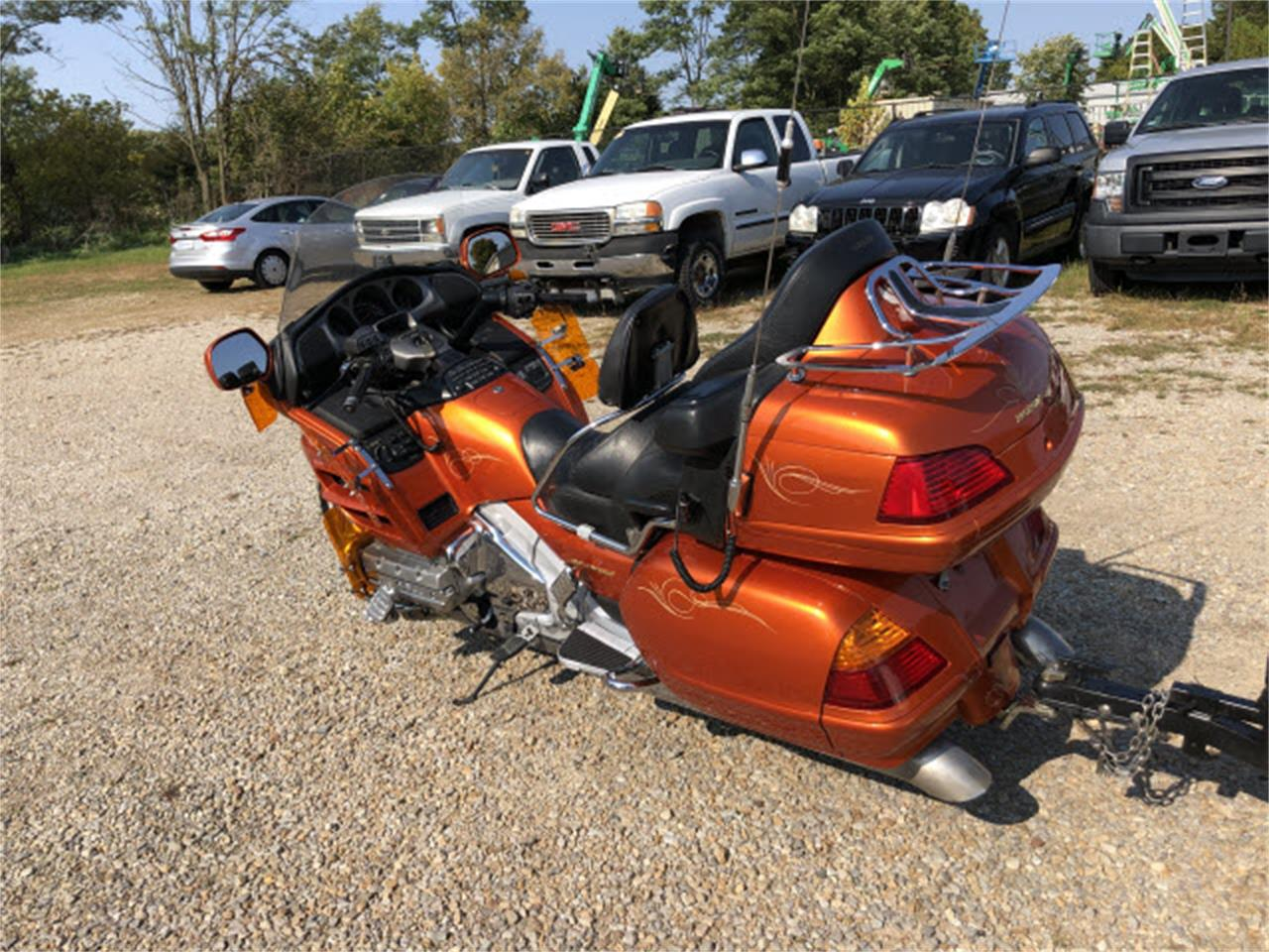 2002 Honda Motorcycle (CC-1413527) for sale in Marysville, Ohio