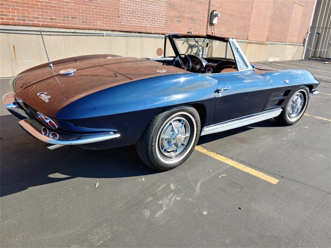 1963 Chevrolet Corvette (CC-1413528) for sale in N. Kansas City, Missouri