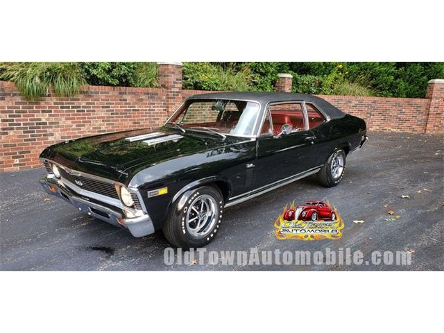 1969 Chevrolet Nova (CC-1413533) for sale in Huntingtown, Maryland