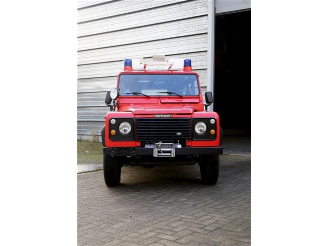 1992 Land Rover Defender (CC-1413536) for sale in Aiken, South Carolina
