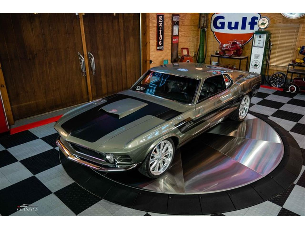 1970 Ford Mustang (CC-1413539) for sale in Green Brook, New Jersey