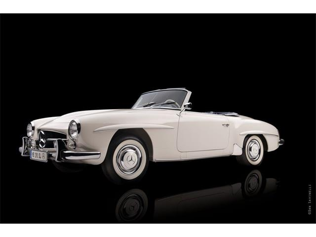 1961 Mercedes-Benz 190SL (CC-1413540) for sale in Bridgeport, Connecticut