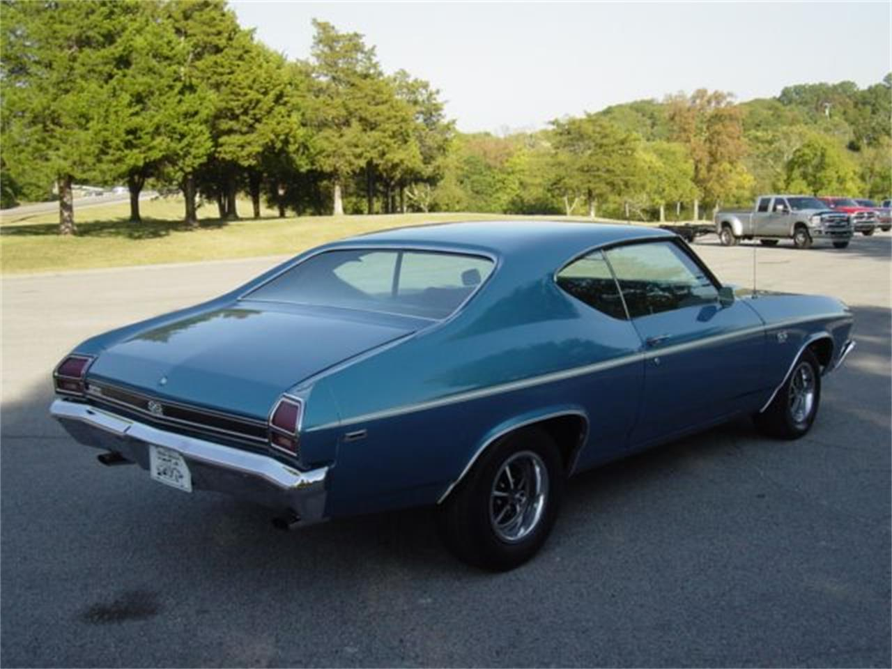 1969 Chevrolet Chevelle (CC-1413549) for sale in Hendersonville, Tennessee