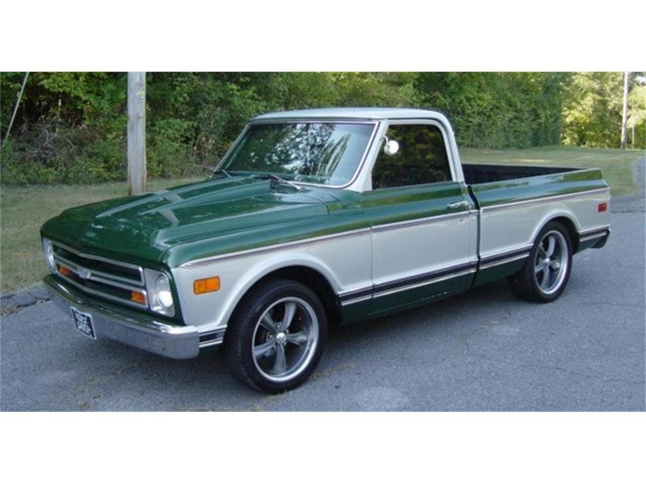 1968 Chevrolet C/K 10 (CC-1413550) for sale in Hendersonville, Tennessee