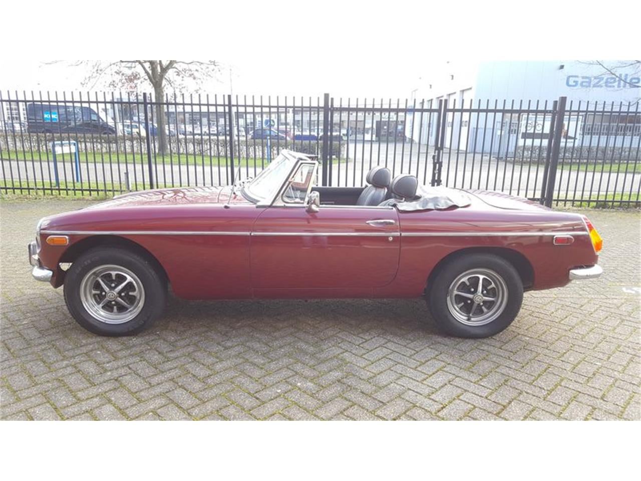 1978 MG MGB (CC-1413564) for sale in Waalwijk, Noord-Brabant