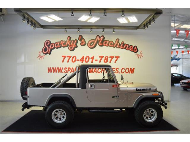 1982 Jeep CJ8 Scrambler (CC-1413576) for sale in Loganville, Georgia