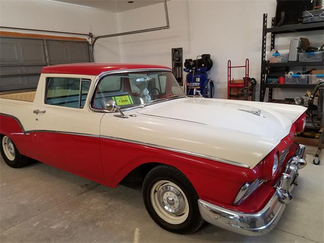 1957 Ford Ranchero (CC-1413581) for sale in Ordway, Colorado